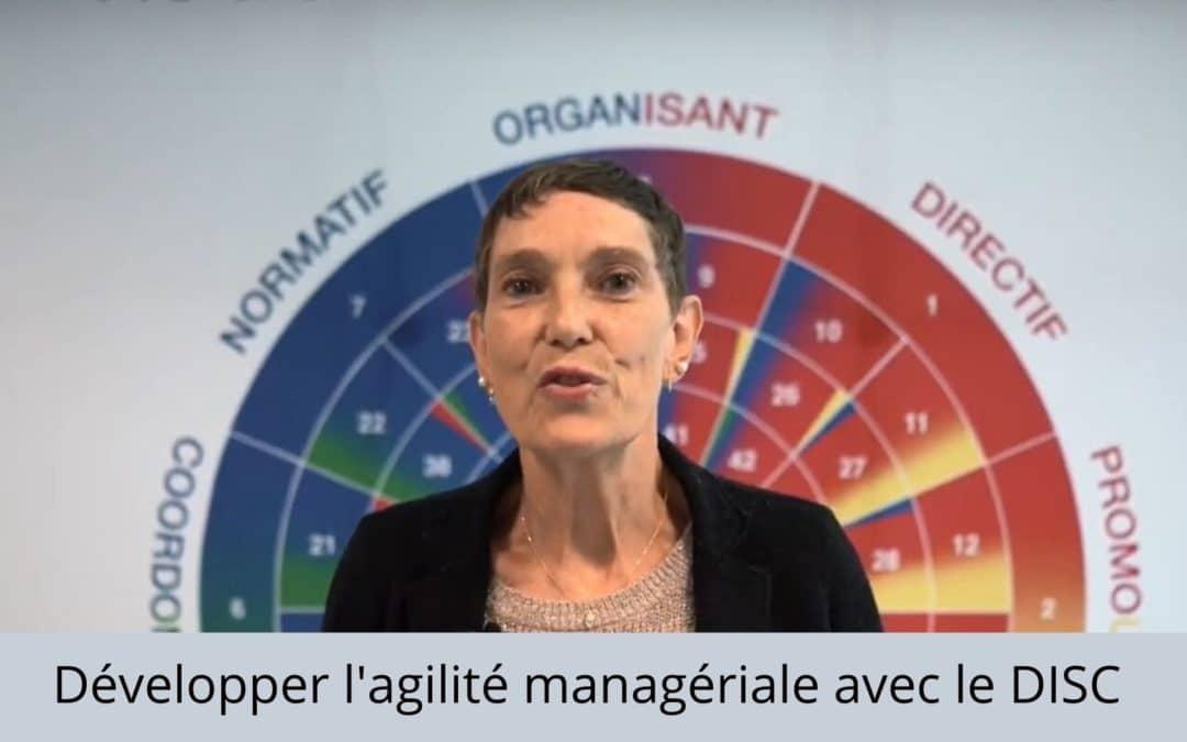 DISC et agilité managériale