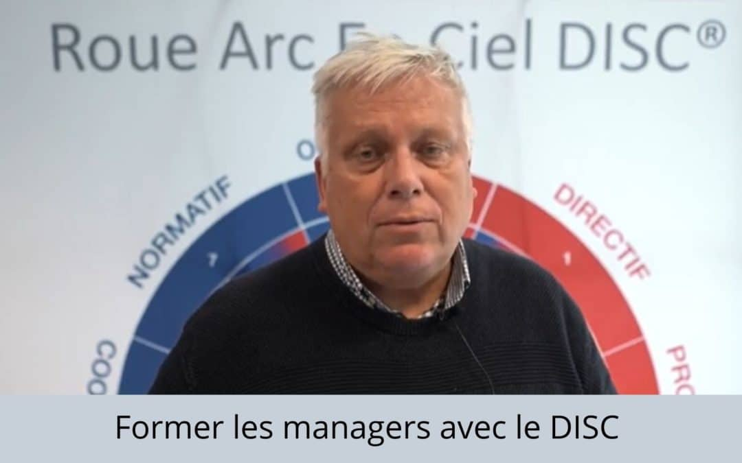DISC et formation management