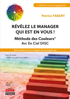 Book written by Patrice Fabart on the DISC and the Method AEC  - New edition